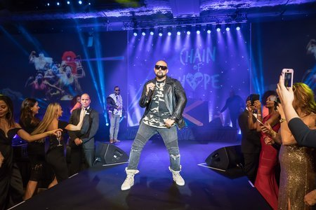 Sean Paul at Gala Ball 2017