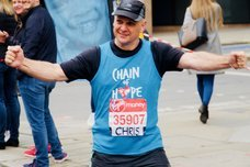 Run the 2020 London Marathon for Chain of Hope