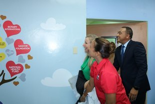US $5 million dedicated paediatric cardiac unit open in Jamaica