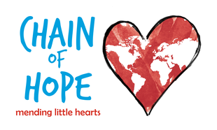 Chain of Hope seeks Honorary Treasurer to join Board of Trustees