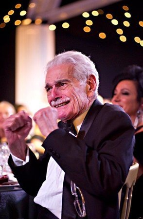 The sad passing of Omar Sharif